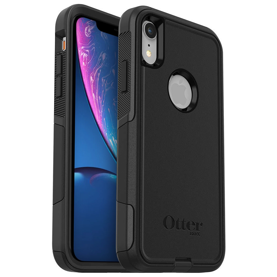 Otterbox Commuter Case For Apple Iphone Xr Black